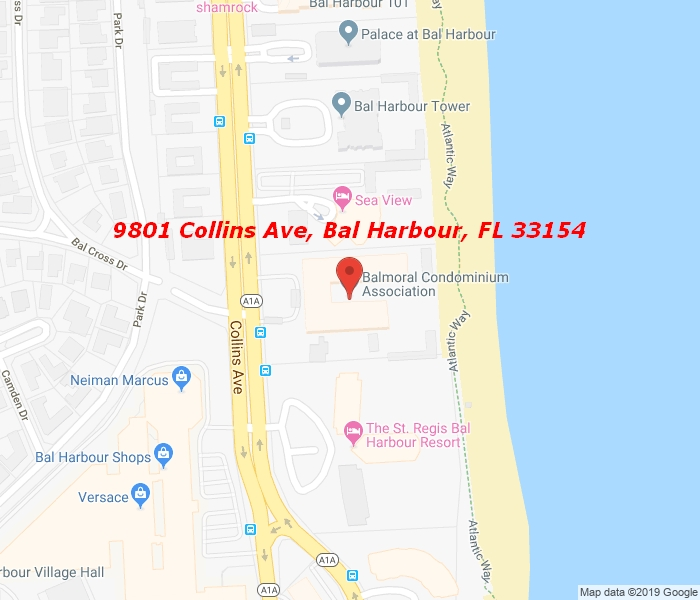 9801 Collins Ave #12C, Bal Harbour, Florida, 33154